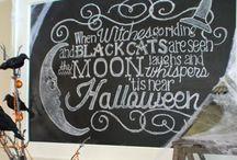 Halloween and Spookshows