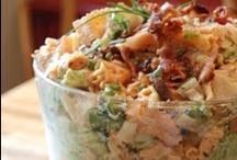 Pasta Salad's / by Cheryl Guthrie-Cechovsky