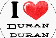 I <3 Duran Duran / by Mona Fromm
