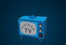 Nostalgic TV / To all the tv shows I have loved before. <3 / by Nancy Jarvis
