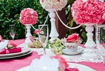 Party Decor / Decoration ideas for your next party or event from Wedding and Party Network. / by Wedding and Party Network