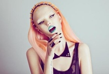 Pastel Hair / Pastel is the biggest hair trend this season, here are some of the best pastel inspirations.