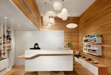 The Flagship  / milk + honey's new flagship spa, located in 2nd Street District.