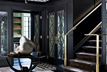 CHIC AND GLAMOROUS SPACES IN THE HOME