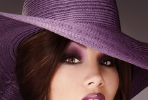 Purple passion.