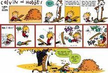 Calvin and Hobbes /Kázmér és Huba