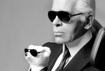 .Karl Lagerfeld / #karl #lagerfeld #chanel #fendi #fashion