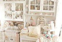 Craft rooms & storage ideas