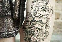 Tattoos <3 / by Lauren Capponi