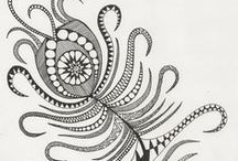 Cool Zentangling