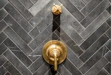 le bain / Bathroom design