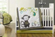 Safari Inspiration / A collection of our favorite jungle and safari decor for baby & toddler / by NoJo