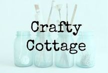Crafty Cottage / Craft, DIY, Tags, Mixed Media and all things to inspire Paper Crafting.  Included Tim Holtz, Sizzix, Ranger Ink, Distress Inks, Distress Paints, Distress Stains, Distress Crayons.