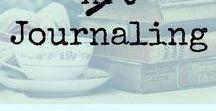 Bullet Journaling / Creating memories through journaling.