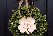 luck of the irish / St Patrick's Day