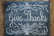 Thanksgiving / by Devon