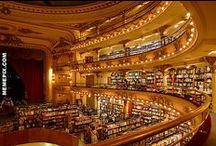 For the Love of Libraries / Libraries are magical!  Here are some of my favorites. / by Carrie Starr