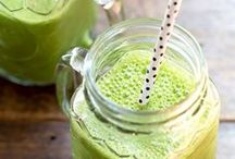 Healthy Green Smoothies / Healthy green smoothies that taste amazing and are good for you! Get your daily dose of green!