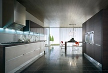 Kitchens I Want To Cook In!  / Gorgeous Kitchens I would like to cook in! I would LOVE to put each of these kitchens in my house. Manifesting.....