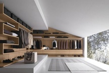 Dream Closets and Wardrobes / by The Blender Girl