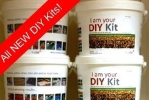 DIY Kits and TradePacks / You don't need expensive and complex laying equipment.  DIY has been made easy for you with our supply only range.