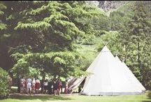 Wedding Tipis / Whether you call them Teepees, Tipis or Katas here are a few pics from our weddings!