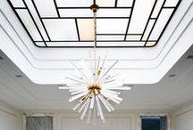 Luxury life & Luxury Houses - Maisons luxueuses / A glimpse of luxury makes a perfect home!  Décoration et architecture d'intérieur avec une touche de luxe pour frôler la perfection du décor!