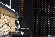 Wine Rooms / Wine Rooms.  / by The Blender Girl