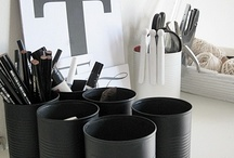 Storage Ideas / by The Blender Girl