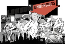 London Underdogs 2012 / Nice London2012 posters from http://www.londonunderdogs.com/