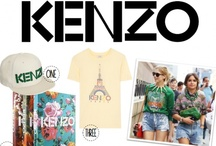 How to Wear | KENZO / by Amber Venz