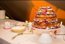 Tipples & Treats / A few foody & boozy wedding ideas