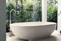 Bathroom - Salles de bains / Inspiration salle de bains pour faire les bons choix
