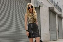 • Animal Instinct • / All about animal printed outfits
