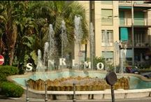 Sanremo / Discover the city of Sanremo, which is full of lush gardens and villas