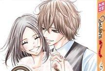 2nd Love (série terminée) / Sumi, 28 ans, travaille dans une société de cosmétiques aux côtés de Natsuki, dont elle est amoureuse. Un jour, pour récompenser le travail de ses employées, sa patronne ouvre une cantine plutôt originale : le service est assuré par de jeunes et beaux garçons, parmi lesquels l'impertinent Satsuki, le petit frère de son amour de jeunesse. Mais lorsque Natsuki invite à son mariage une Sumi médusée, ce serveur espiègle vient à son secours armé d'une proposition pour le moins indécente...