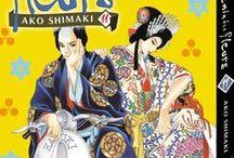Le Chemin des Fleurs / Tel est le nom de la voie qu'empruntent les acteurs de kabuki pour entrer et sortir de scène et sur lequel vont se croiser deux lycéens. D'un côté, Kyûnosuke, qui, malgré son appartenance à une grande famille du kabuki, se révèle un acteur médiocre. De l'autre, Ichiya, issu d'une famille sans aucun lien avec ce milieu, mais qui brille par son talent. Tous deux vont tomber amoureux de Ayame, une passionnée de kabuki...