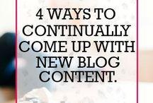 Blogging? / The art of blogging