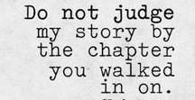 Good Advice & Encouragement / Things to keep me spiritually & mentally on track.