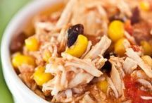 Crockpot meals! / by Krista Rooney