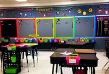 Set up for 3rd Grade classroom / by Krista Rooney