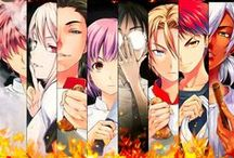 Food Wars Anime