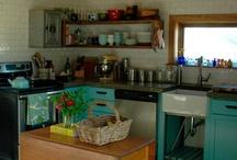 Kitchen / by Yarnyoldkim
