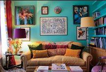 Living Room / by Yarnyoldkim