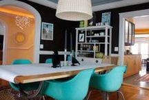 Dining Room / by Yarnyoldkim