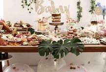 p a r t y // time / Kid's birthday party ideas, decorations, food, and themes.