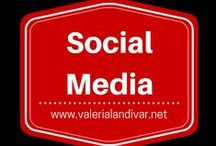 Social Media / Posts from my blog: www.valerialandivar.net / by Valeria Landivar