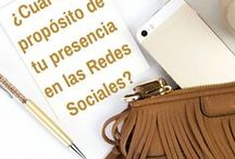 Redes Sociales / Publicaciones de mi blog: www.valerialandivar.com