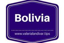 Bolivia / Mi Bolivia amada / by Valeria Landivar