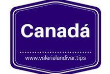 Canadá / Descubriendo Canadá / by Valeria Landivar